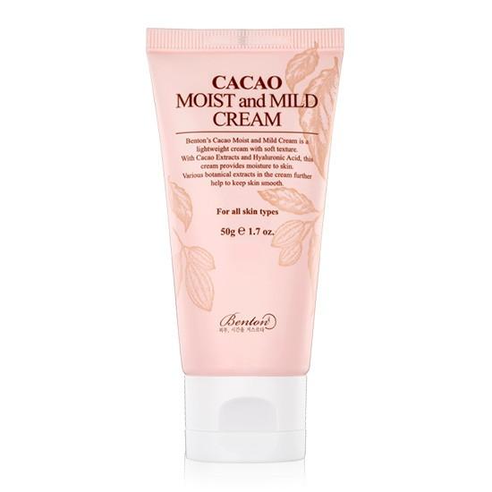 BENTON Cacao Moist and Mild Cream