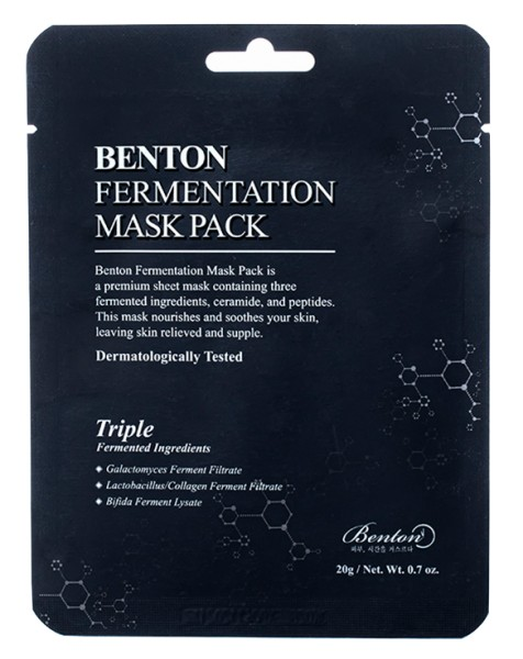 BENTON Fermentation Mask Pack Product Image
