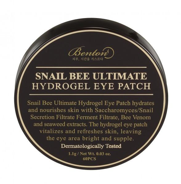 BENTON Snail Bee High Ultimate Hydrogel Eye Patch